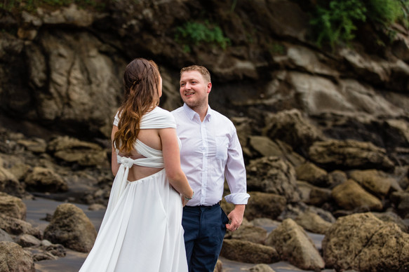 Costa Rica Elopement and Wedding Photographer