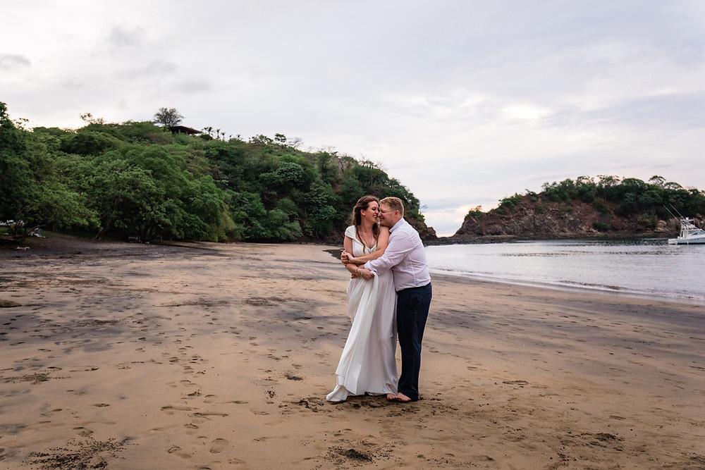 Costa Rica wedding and destination elopement photographer