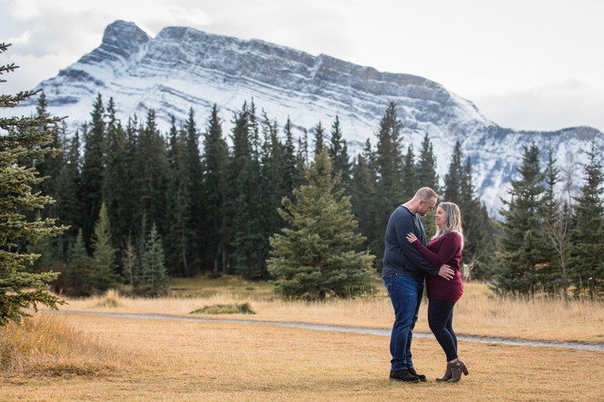 Winter Engagement Calgary, Calgary Wedding Photographer