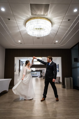 Star wars winter wedding, Calgary Wedding Photographer,