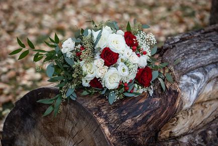 Wedding flowers, floral shot, floral scenery
