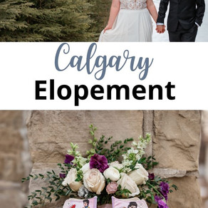 Calgary Elopement - Against all odds