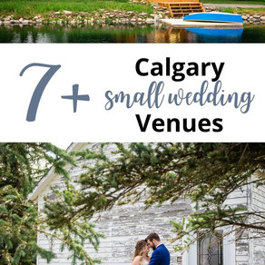 7 Calgary Small Wedding Venues