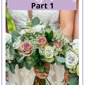 Seasonal Wedding Flowers - (Part 1)