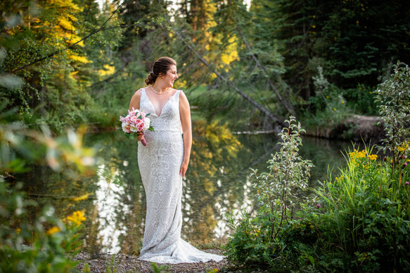 Calgary Wedding Photography, Summer Wedding