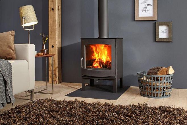wood burning stove service