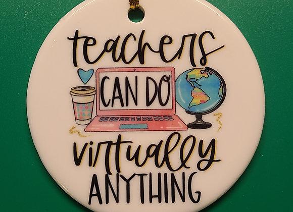 Teachers can do...
