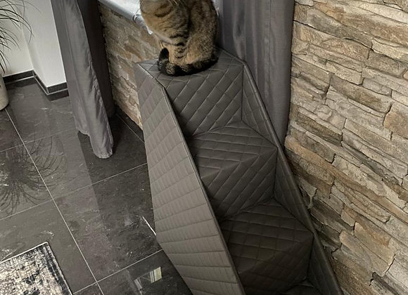 Katzentreppe mit 4 Stufen
