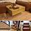 Thumbnail: Hundetreppen 3 Stufig für Sofas  / Vintage Look