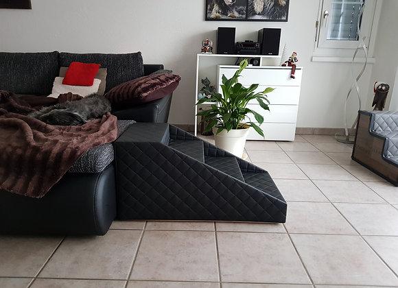Hundetreppen 4 Stufig für Sofa