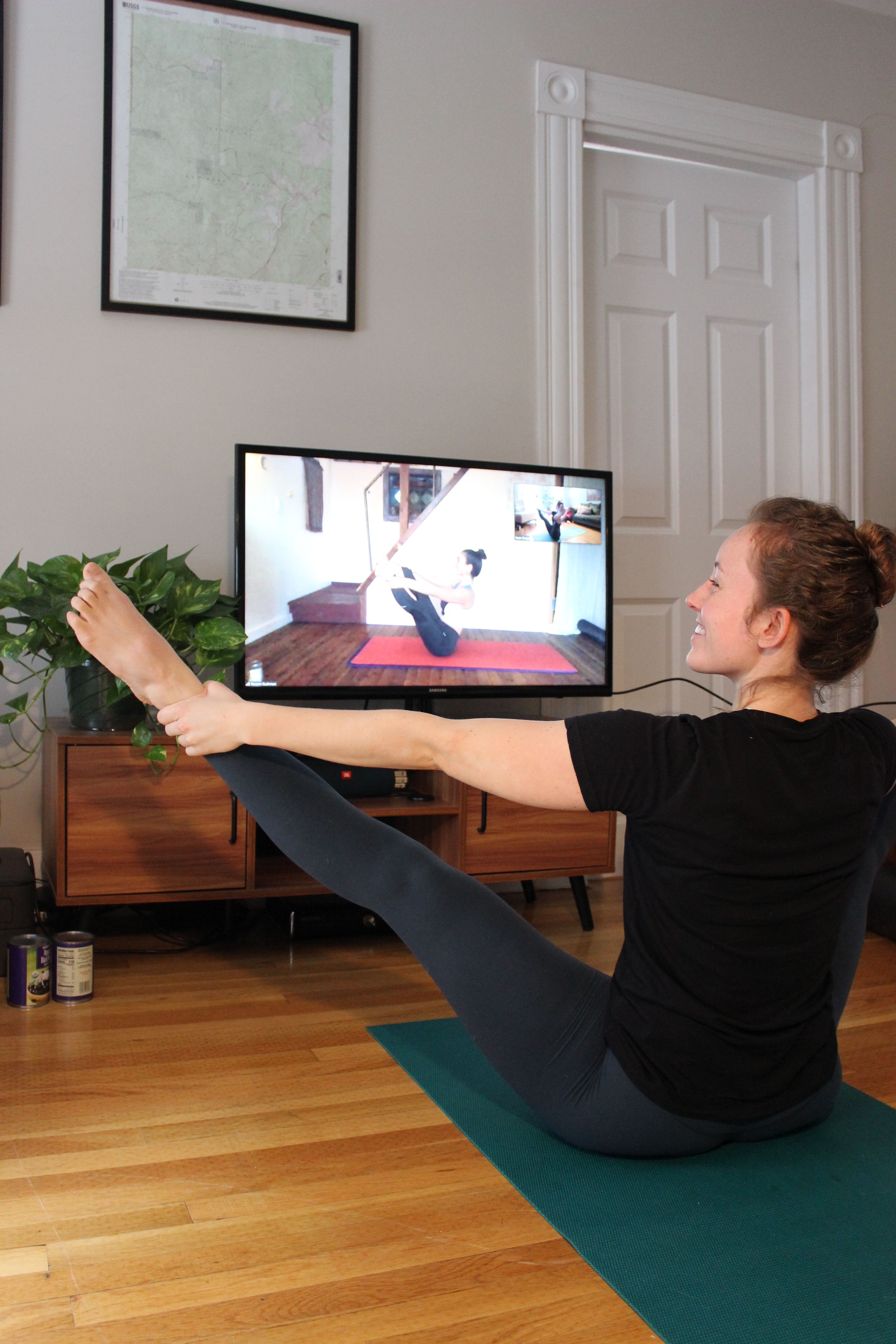 Open Level Afternoon Pilates