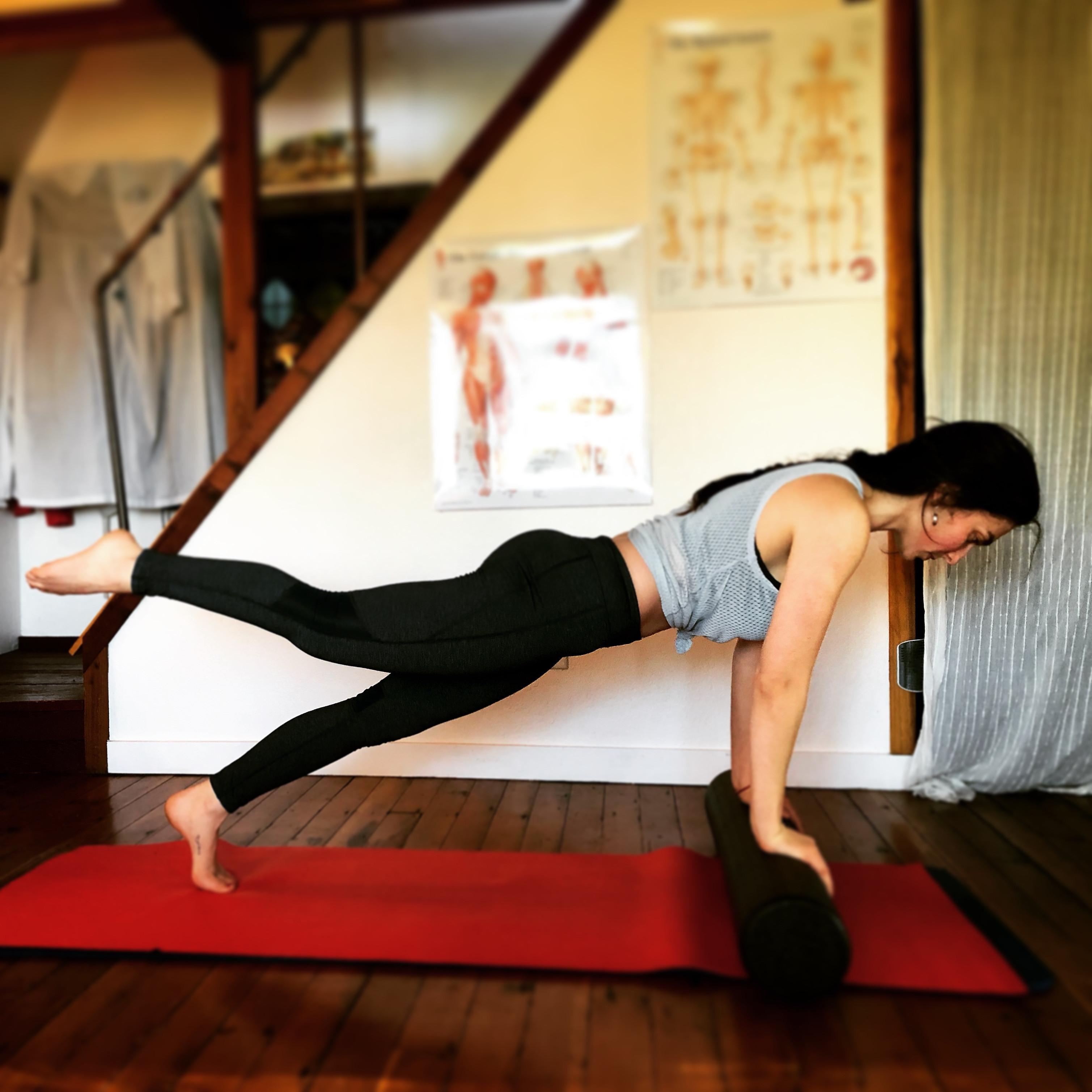 Open Level Roller Pilates
