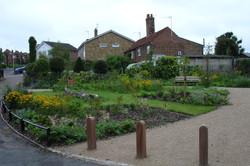 St Leonard's Community Garden Bengeo