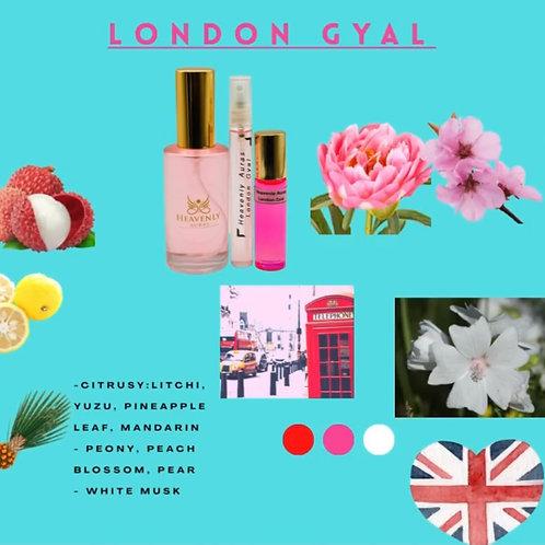 LONDON GYAL