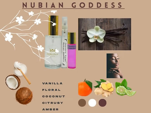 Nubian Goddess