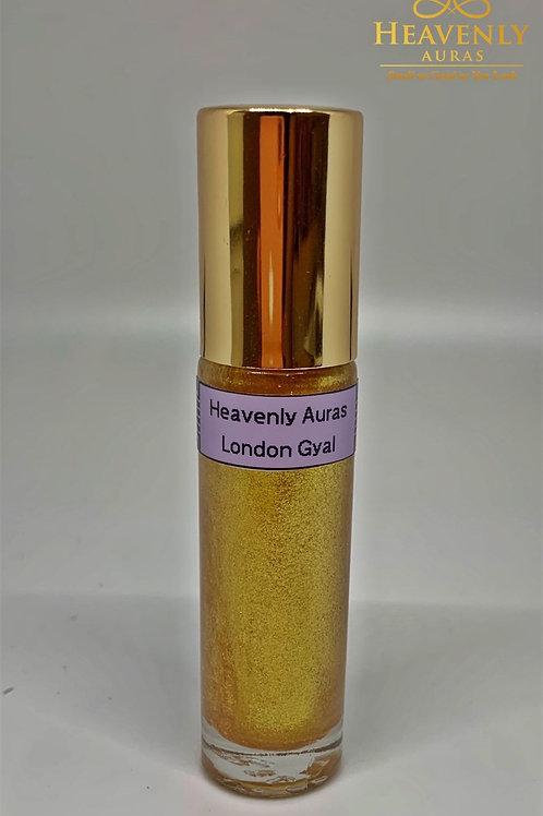 London Gyal Golden Shimmer