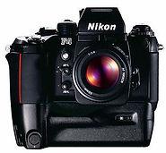 Nikon F4s 35mm Film