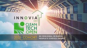 Innovia GEO Wins the 2021 Cleantech Open Northeast Regionals!