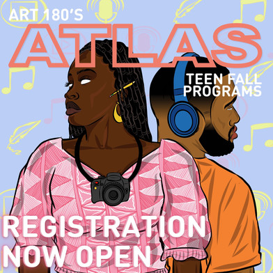 Sign up for our fall teen programs!