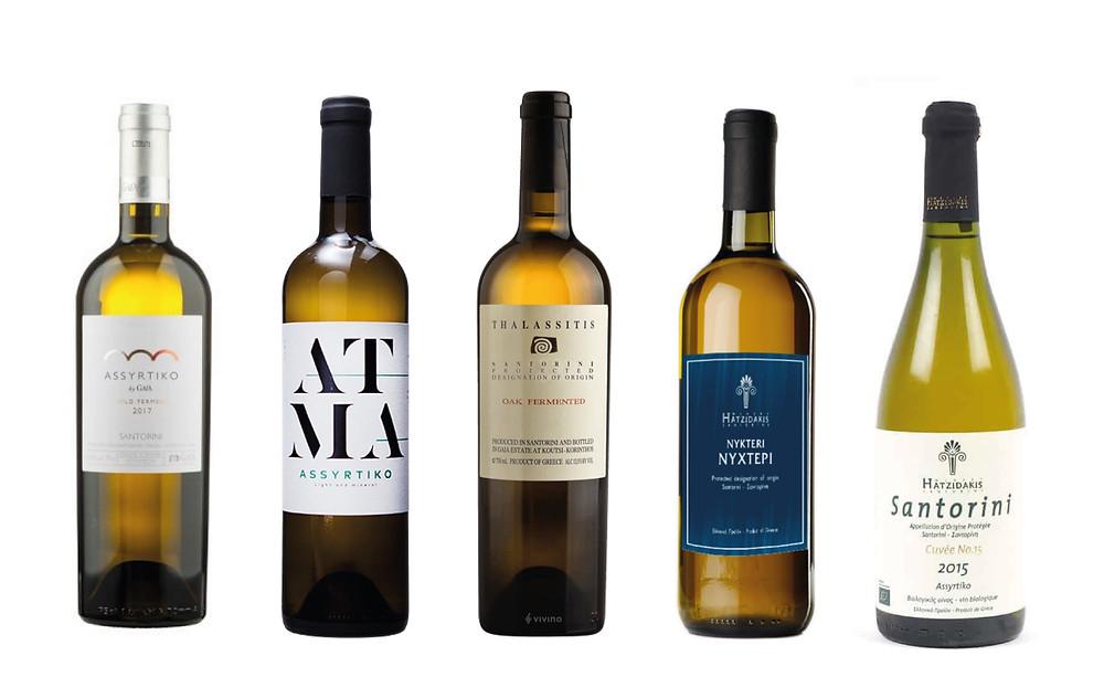 Wine Shiksa Assyrtiko Wines Recommendation