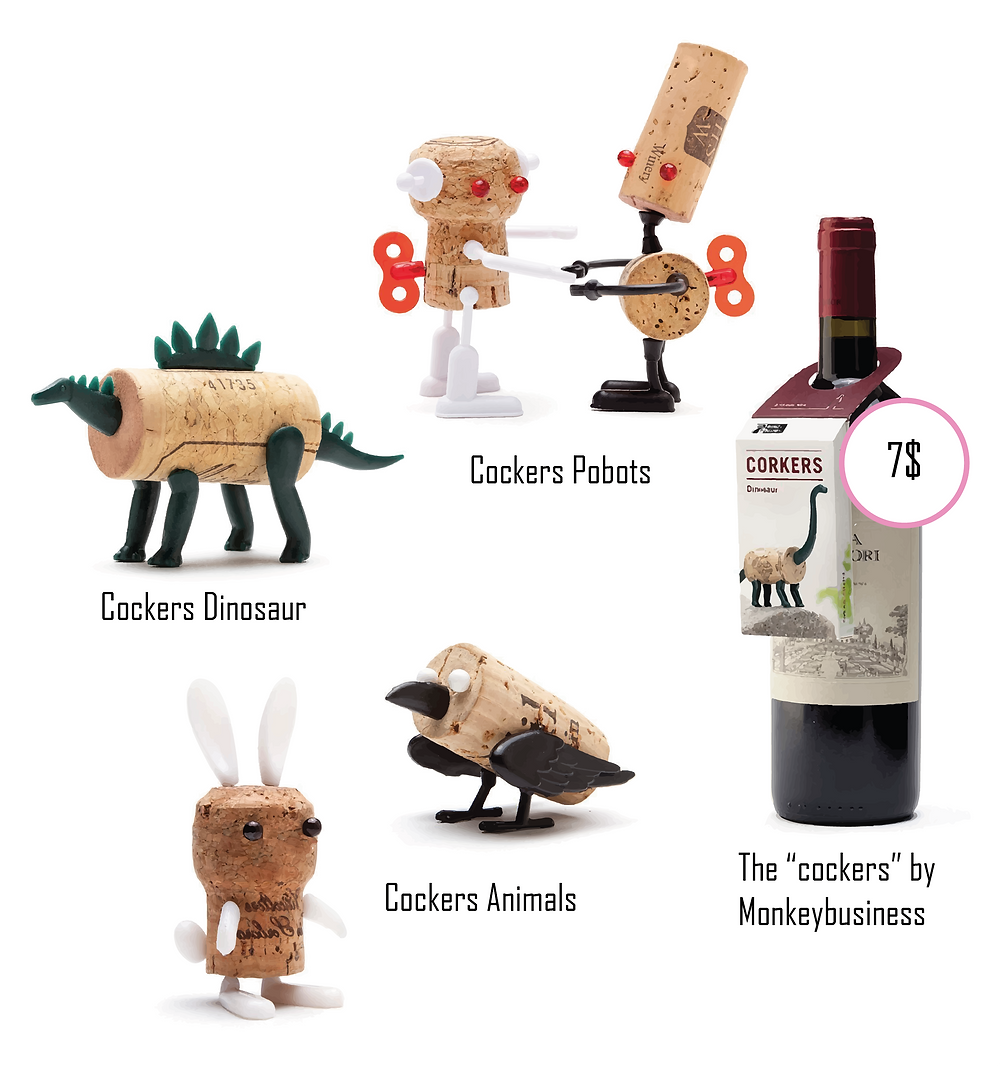 """""""Corkers"""" could finally give her corks a true purpose"""