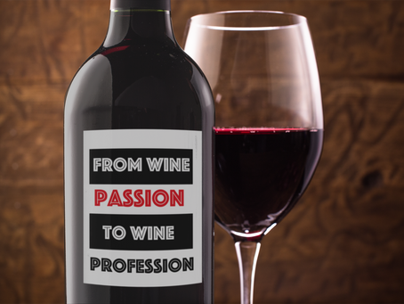 From WINE passion to WINE profession (part 2)