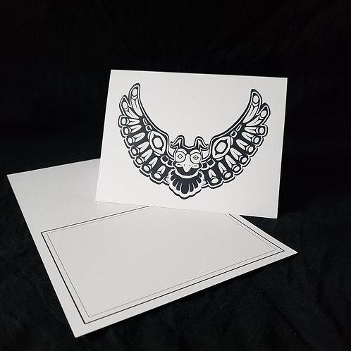 Thunderbird Blank Card