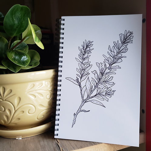 Artemesia tridentata Notebook