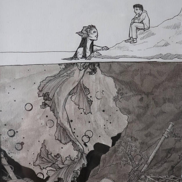 By the Child's Eye: Water Pollution