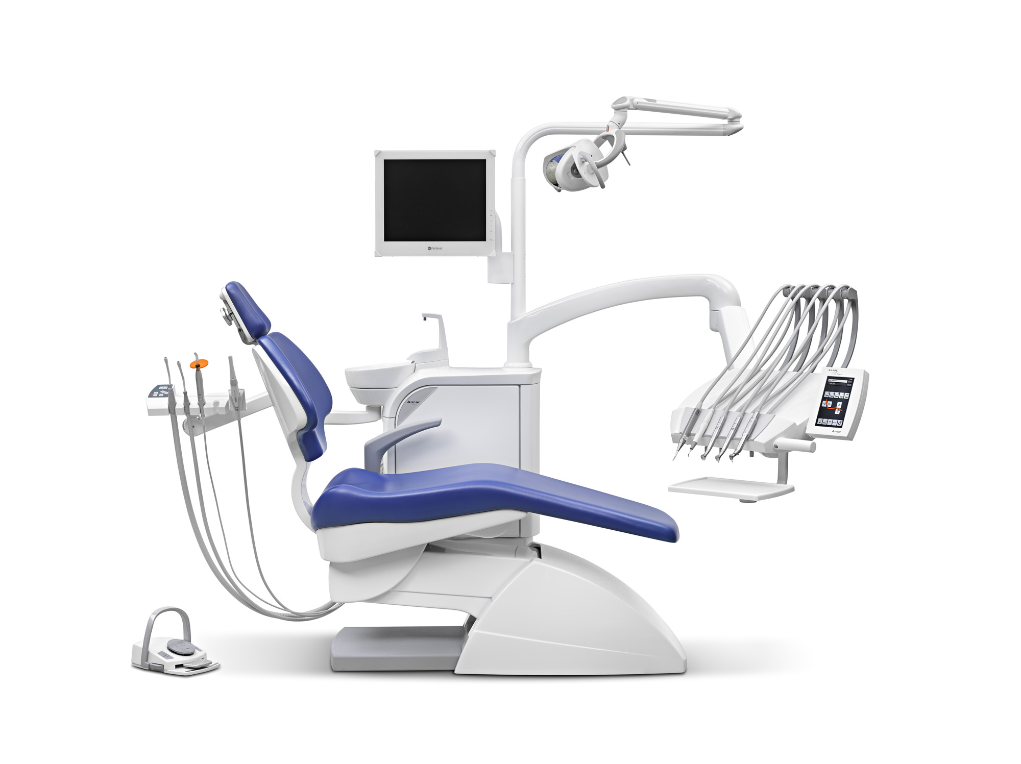 Sd-300 Touch Expert (Side 2 & backrest up)