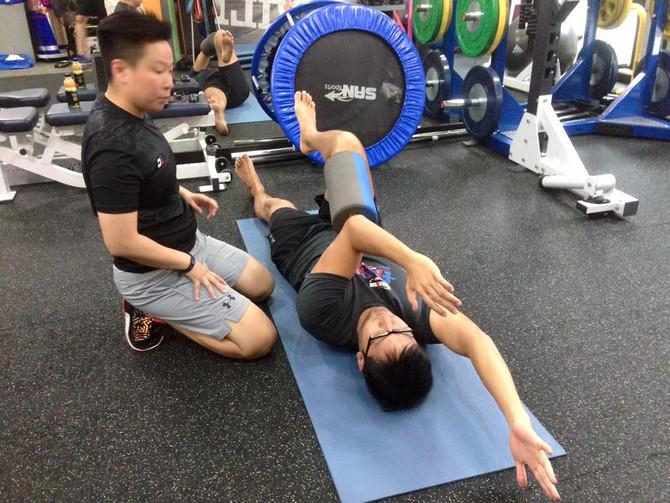 【燿宇教練X應諾吉游泳肌力改造計畫】04--身體穩定和平衡