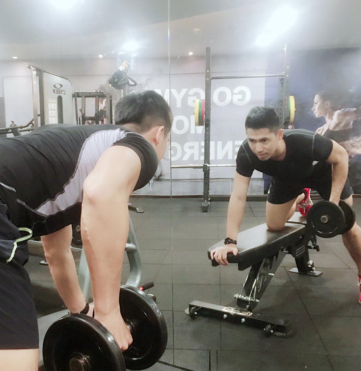 鐵人肌力訓練