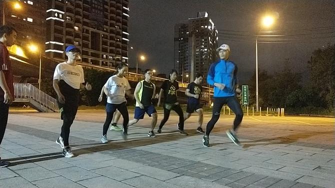 【課程筆記系列】新北跑團--速度訓練的動作練習(二)