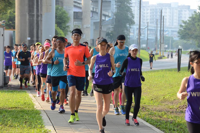 山路X技術X肌力 文彥教練夏季主題跑步班
