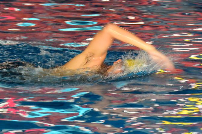 游泳好手轉戰鐵人三項教戰守則
