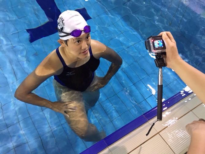 【燿宇的游泳學校教練培訓實錄】七週從極度怕水到換氣游完25公尺