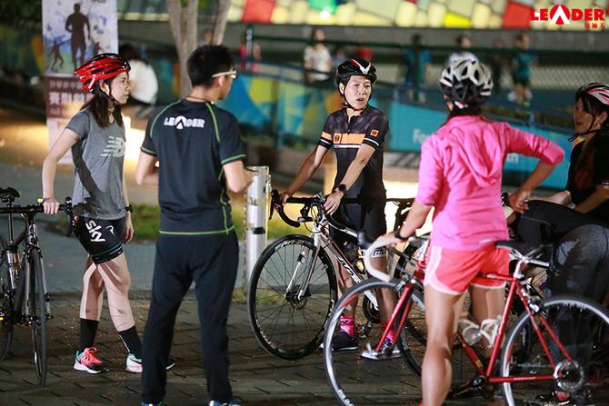 【課程筆記系列】自行車控車練習