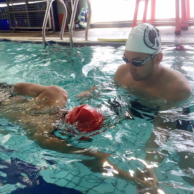 【長工手札】我心目中理想的游泳課(一)第一理想要有好教練!