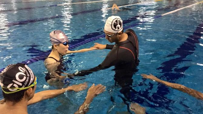 【燿宇的游泳學校】2018基礎泳技班,開始招生囉!