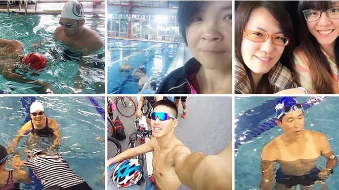 【長工手札】我心目中理想的游泳課(二)第二要有堅強的班級團隊!