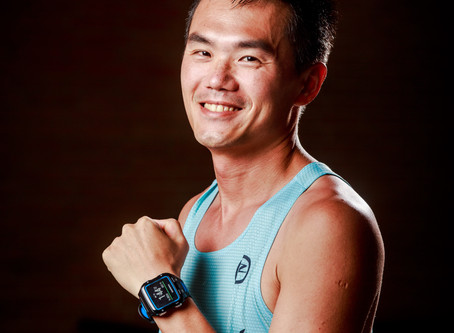 LEADER科學化跑團教練新星 陳士登