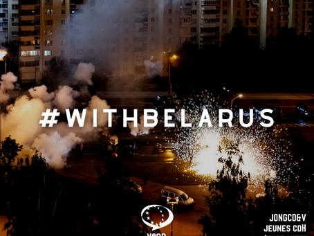 Demokratie für Belarus!