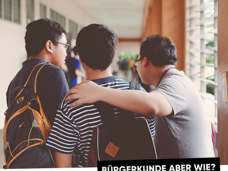 Umfrage zu Bürgerkunde: Politische Bildung für Schüler*innen ist ein Muss - aber wie?