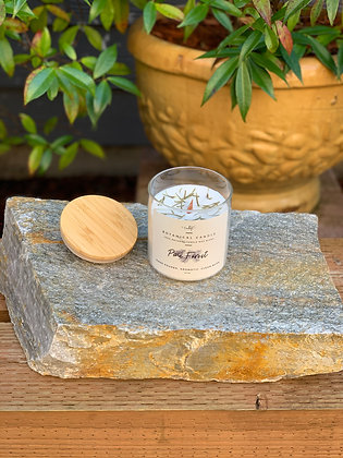 """""""Pine Forest"""" Botanical Candle Collection"""