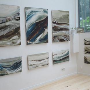 Portes Ouvertes Atelier , 2012