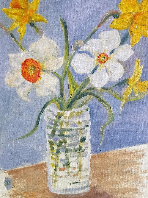 Last Daffodils of 2020