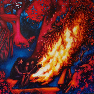 Diana Krilova, Fire Flies