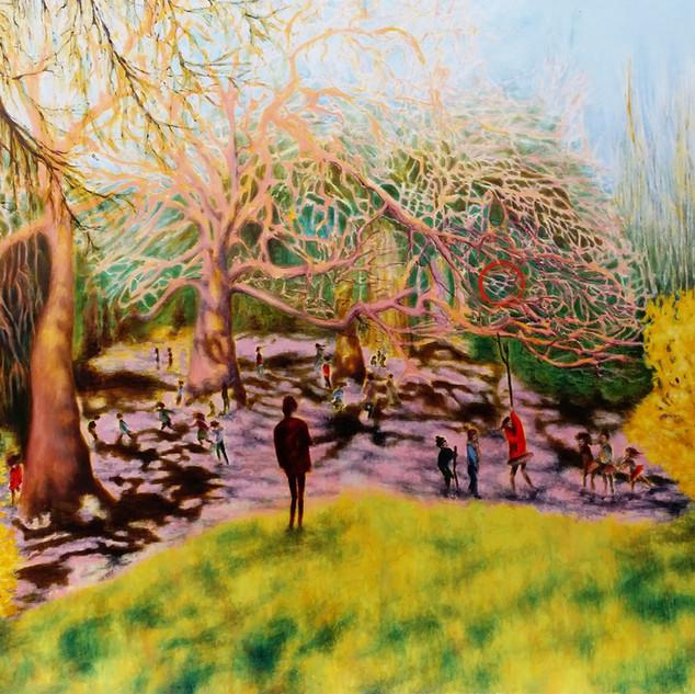 Diana Krilova, Woodlands