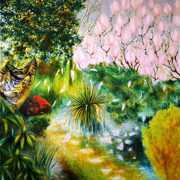 Diana Krilova, Garden in Victoria Way