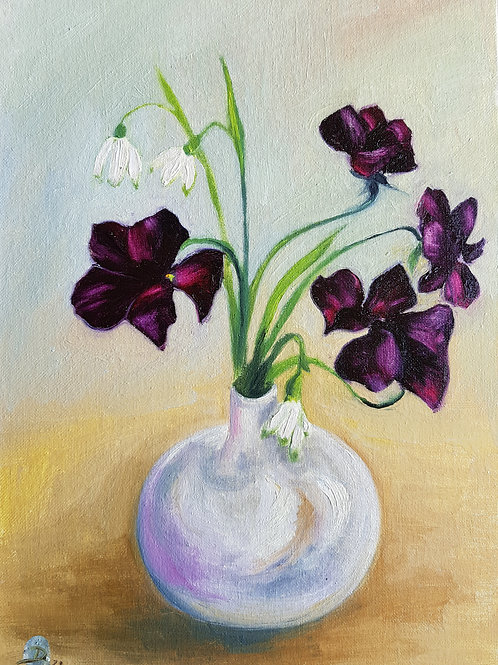 Dark Violets